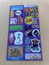 Sticker Sammelsticker Anime Stickerbogen Pokemon Kids Zone Sprüche Shin Chan