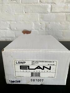 ELAN LSWP LOCAL SOURCE SEND AUDIO / IR WALLPLATE