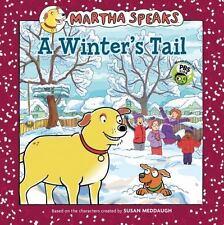 Martha Speaks: A Winter's Tail 8x8
