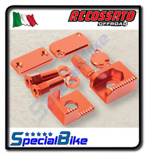 KTM SX 85 2014 KIT OFFROAD ACCOSSATO ARANCIO ERGAL