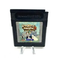 Harvest Moon 2 (Nintendo Game Boy Color 2000) Authentic Cart Only Cleaned Tested