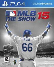 Nuovo MLB 15: The Show ( Sony Playstation 4, 2015)
