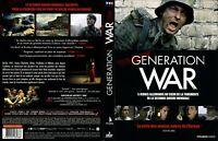 COFFRET DVD FILM SERIE GUERRE HISTORIQUE : GENERATION WAR - COMPLET : 3 PARTIES