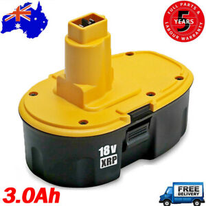 New 18V 18Volt for Dewalt XRP Battery DC9096-2 DC9098 DC9099 DW9096 DC9096 3.0Ah