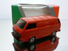 SCHABAK VW VOLKSWAGEN T3 TRANSPORTER SYNCRO - RED 1:43 - GOOD IN  BOX