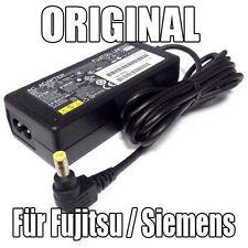 Original Fujitsu Siemens Power Supply AC Adapter 19V 3,16A for lifebook series
