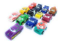 Disney Pixar Cars Mini Racers, Sealed Blind Bags, 13 pack, #1-12 & 14