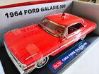 Ford Galaxie 500 Carmel Fire Car 1:18 Sun Star Boxed  New