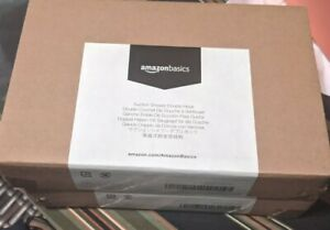 2pack Amazon Basics Suction Shower Double Hook, Hanging Storage In  Shower
