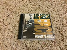 Return of the Product by MC Serch (CD, 1992, Sony Music) THIRD 3RD BASS OOP