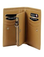 Cellini Eden Flap Over Wallet In Tan Colour (Brand New With Tags)