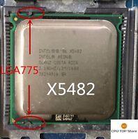 Intel Xeon X5482 Quad-Core 3.20GHz_12M_1600MHz_LGA775 no need adapter