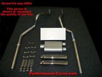 94-95 Chevrolet GMC Truck Dual Exhaust w/ FullBoar