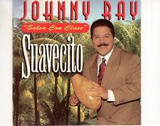 CD JOHNNY RAYSalsa can clase / suavecitoCANADA  EX+ (R3260)