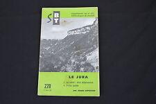 Matériel scolaire SBT supplément au N°643 LE JURA 220 avril 1967 bloc diagramme