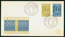 Mayfairstamps Netherlands FDC 1966 Europa Cept Sailboat First Day Cover wwr_0892