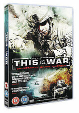 THIS IS WAR NEW DVD