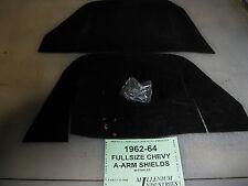1962-64 62, 63, 64 IMPALA, BELAIR, BISCAYNE A-ARM SHIELDS