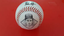 Nolan Ryan Pictured Signed Baseball Signed Autographed AUTO HOFer Mets Astros