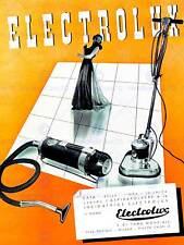 Annuncio CASA HOME pulizia aspirapolvere elettrico POSTER ARTISTICO ITALIA cc6222