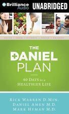 The Daniel Plan : 40 Days to a Healthier Life by Rick Warren, Daniel G. Amen...