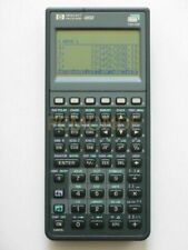 HP 48GX RPN extensible Graphic Calculatrice 128 Ko RAM 48GX