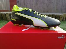 Puma Evotouch 2 AG adults leather football  boots UK10.5 FREE POSTAGE
