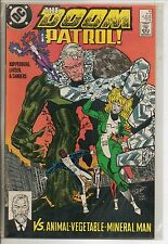 DC Comics Doom Patrol #15 December 1988 VF