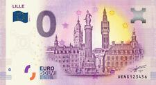 Billet Touristique 0 Euro - Lille - 2020-1