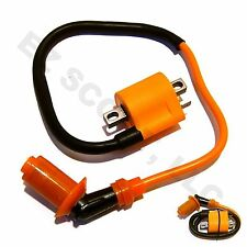 High Performance Racing Ignition Coil 2Stroke 1E40Qmb 1Pe40Qmb Scooter Minarelli