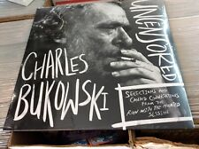 Charles Bukowski Uncensored LP Independent Bookstore Day Brand New Sealed