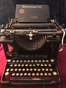 Antique Remington Standard 11 Typewriter