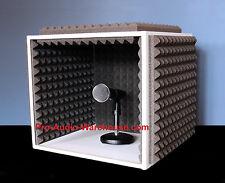 ProBooth Vocal Booth Table Top Portable Echo Eliminator