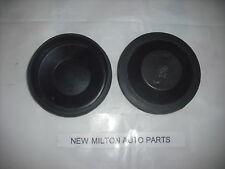 2 ORIGINALI HELLA RENAULT CLIO mk2 2001-05 LAMPADINA DEL FARO PROIETTORE copre CAPS
