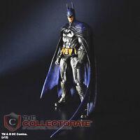 Batman Arkham City Play Arts Kai Batman Action Figure