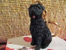 Bouvier ~ Key Chain Uncropped Great Gift Item