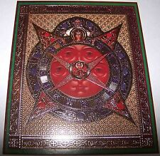 RUSSIAN ORTHODOX  ICON,  ALL SEEING EYE OF GOD
