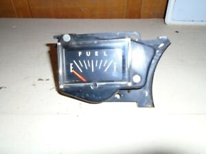 USED 1968 Mercury Park Lane, Fuel Gauge with Cover Face Plate#P92