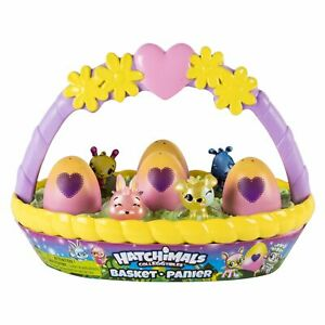 Hatchables Colleggtibles Hatchimal Mystery Playset Baby Storage Twin Toy Kit New
