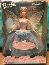 Mattel, B2766 Swan Lake Barbie Doll as ODETTE w Light Up Wings NIB