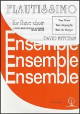 Flautissimo for Flute Choir Score & Parts Sheet Music by David Mitchman