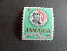 JAMAICA 1964 SG 239 DECLARATION OF HUMAN RIGHTS & 1966 SG 259 150TH ANNIV  MNH