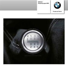Original BMW Performance Schaltknauf Alcantara 1er 3er 6-Gang 25110429269