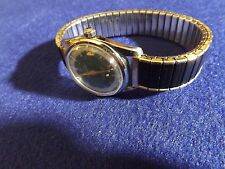 32mm Titoni Airmaster 21 jewel watch with NOS vintage band
