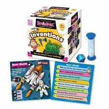 BrainBox Inventions Educational Card Game - from Green Board Games
