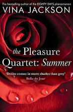 The Pleasure Quartet: Summer-ExLibrary
