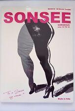 Plus Size Sonsee Stockings/Pantyhose 20 Denier Size 14 to 16
