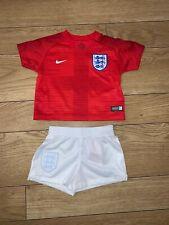 3-6m Baby England Strip 2018 Nike - Worn once