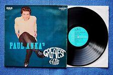 PAUL ANKA / LP RCA CAMDEN CDS 6003 STEREO / GEMA 1970 ( D )