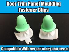 Clip 20x per VW Golf V Caddy Polo Passat B5 PORTA PANNELLO Trim Fastener Moulding